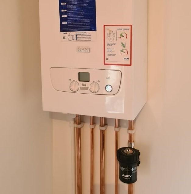 new boiler installation kirkintilloch