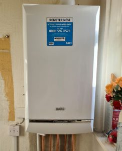 New BAXI Boiler Glasgow
